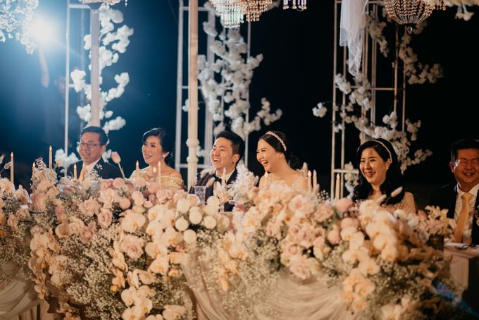 Gideon & Aktalisa Wedding by akustika bali enterprise - 018