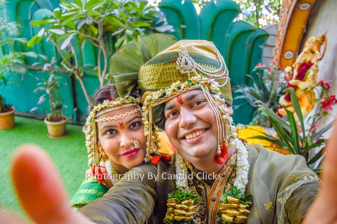 Rohit Weds Neha by Candid Clicks - 009