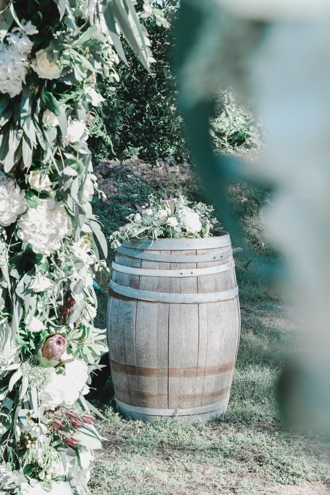Boho Wedding at Manousakis Winery by George Chalkiadakis Pro Art Photography - 006