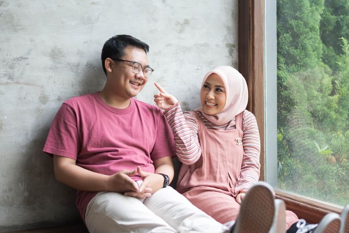 mini sesi pre wedding Dea dan Aldi (18 Oktober 2020) by Weddingscape - 043