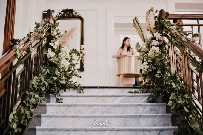 Filipo & Margareth Widding at The Hermitage Jakarta by Lumilo Photography - 026