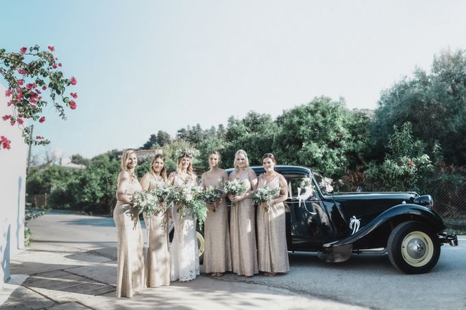 Boho Wedding at Manousakis Winery by George Chalkiadakis Pro Art Photography - 008