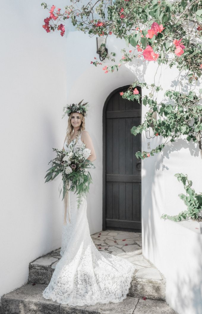 Boho Wedding at Manousakis Winery by George Chalkiadakis Pro Art Photography - 009