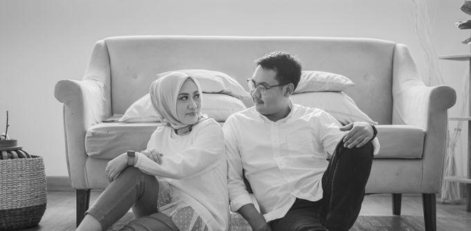 mini sesi pre wedding Dea dan Aldi (18 Oktober 2020) by Weddingscape - 050