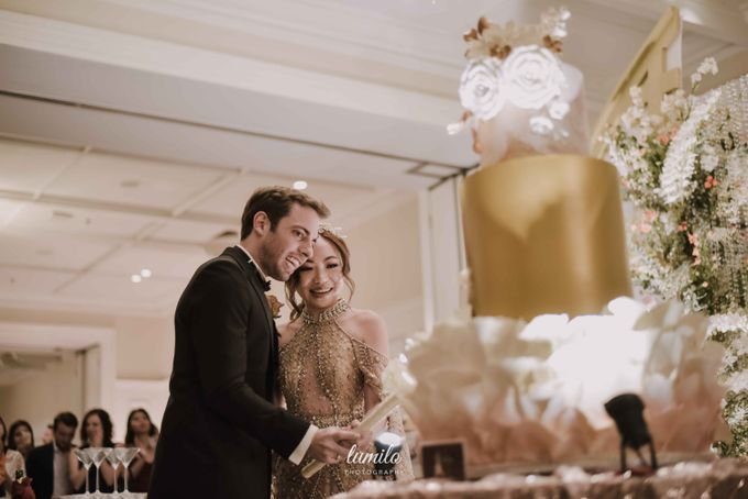 Filipo & Margareth Widding at The Hermitage Jakarta by Lumilo Photography - 027