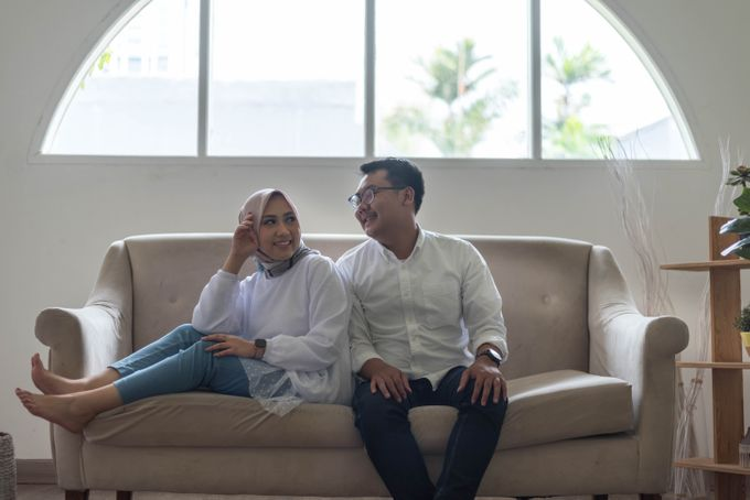 mini sesi pre wedding Dea dan Aldi (18 Oktober 2020) by Weddingscape - 045