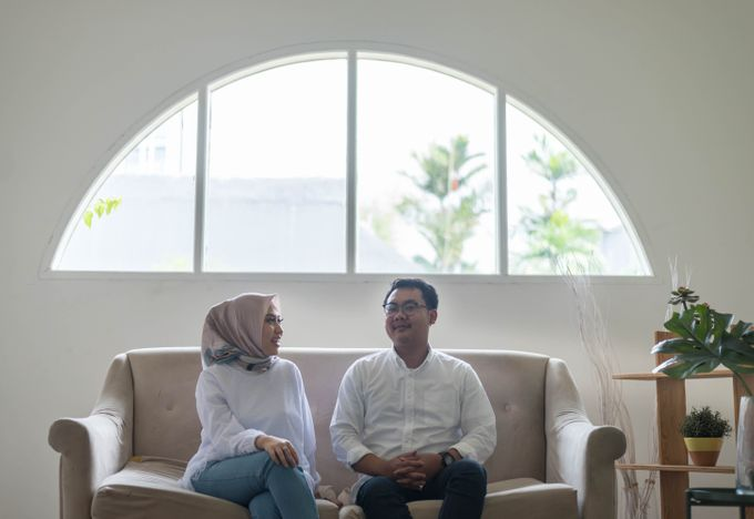 mini sesi pre wedding Dea dan Aldi (18 Oktober 2020) by Weddingscape - 046