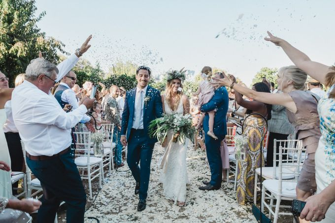 Boho Wedding at Manousakis Winery by George Chalkiadakis Pro Art Photography - 012