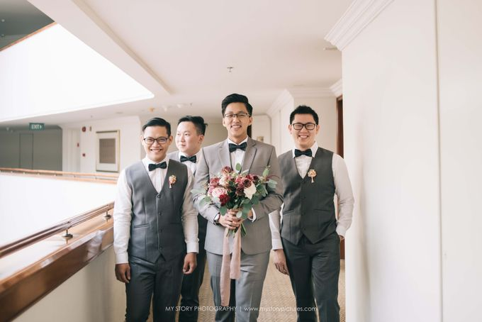 Wedding - Doni & Dea by My Story Photography & Video - 007
