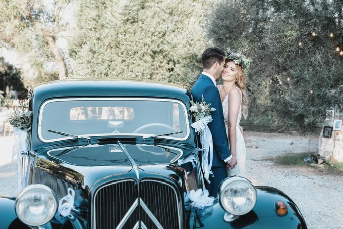 Boho Wedding at Manousakis Winery by George Chalkiadakis Pro Art Photography - 013
