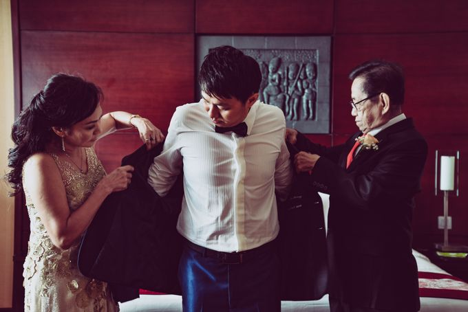 Wedding of Benny Tan & Maria by Dacore Production - 013