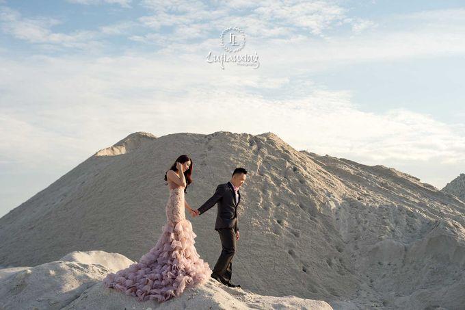 Belitung Pre Wedding by Lavio Photography & Cinematography - 011