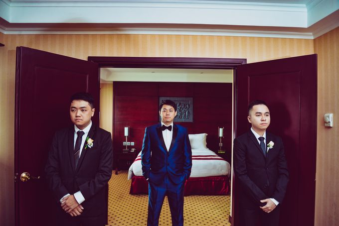 Wedding of Benny Tan & Maria by Dacore Production - 017