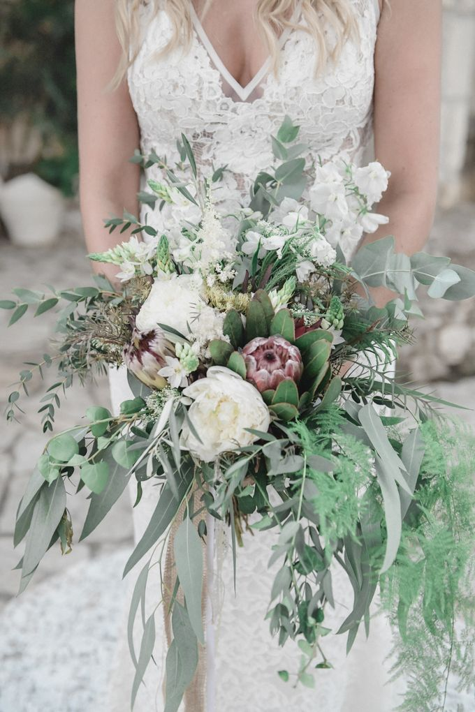 Boho Wedding at Manousakis Winery by George Chalkiadakis Pro Art Photography - 022