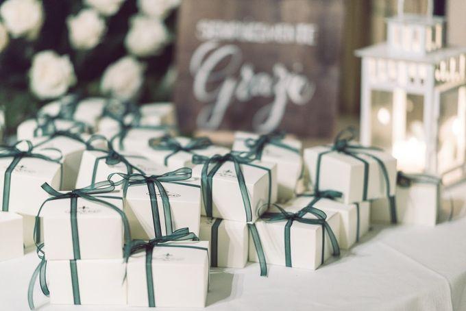 Romantic Tuscan Wedding by C&G Wedding and Event Designer - 003