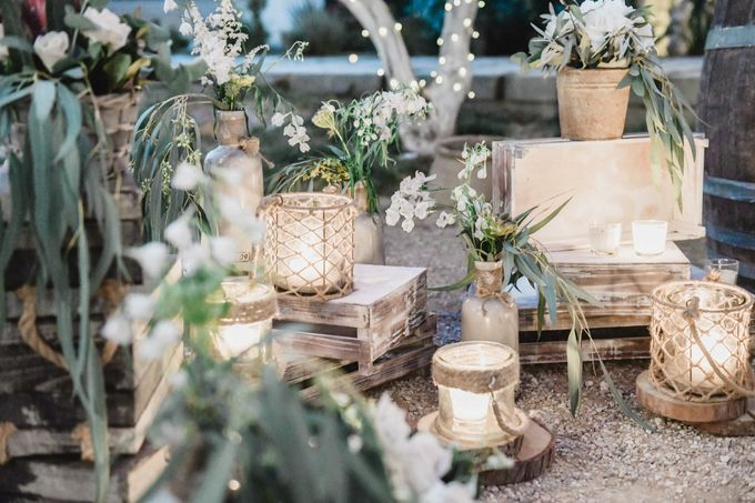 Boho Wedding at Manousakis Winery by George Chalkiadakis Pro Art Photography - 025