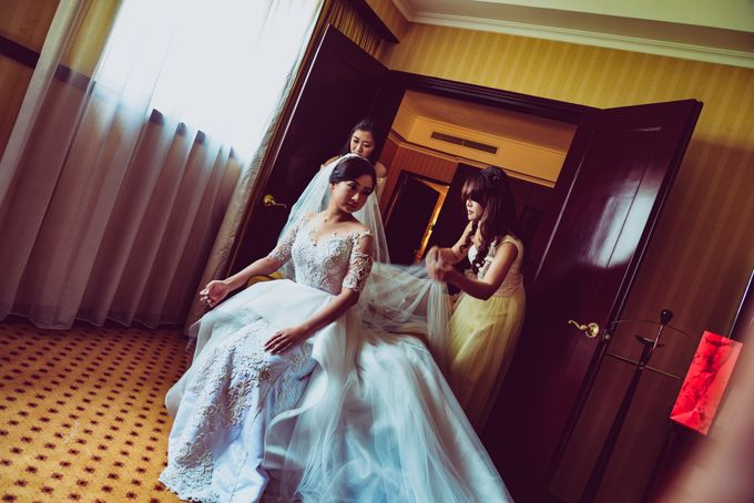 Wedding of Benny Tan & Maria by Dacore Production - 021