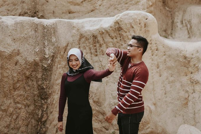 shyla & wildan couple session by akar photography - 009
