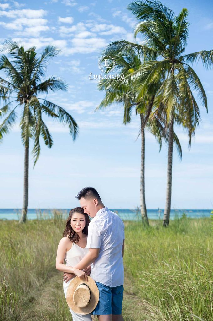 Belitung Pre Wedding by Lavio Photography & Cinematography - 012
