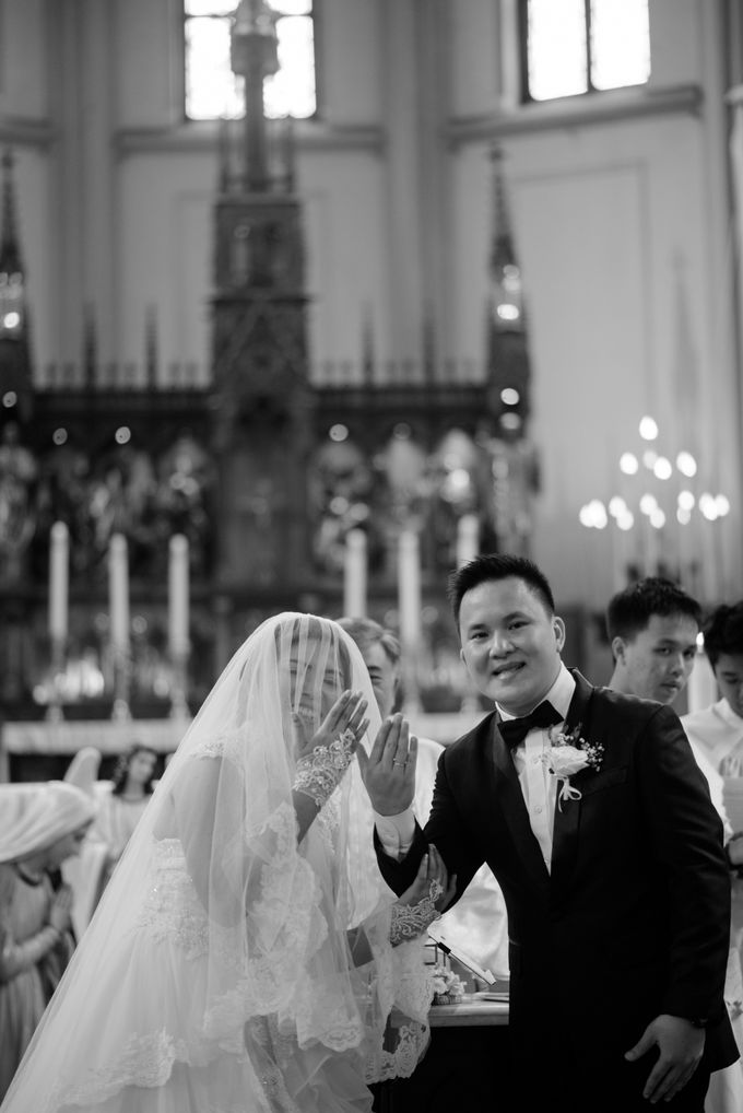 The Wedding of  Efeline & Fion by Bondan Photoworks - 018
