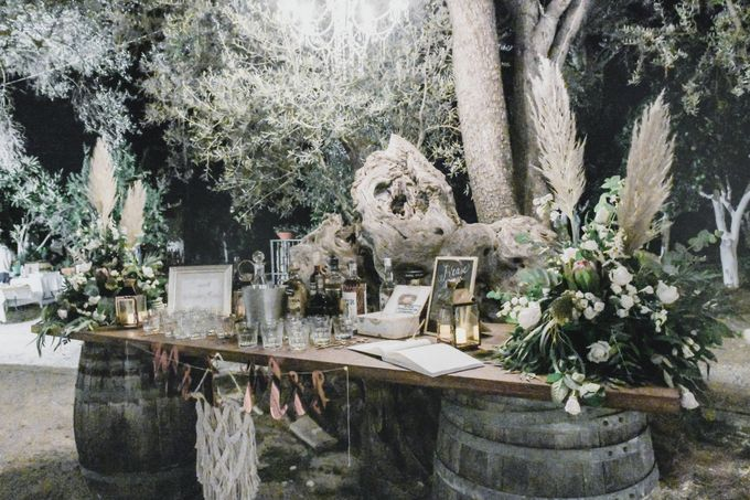 Boho Wedding at Manousakis Winery by George Chalkiadakis Pro Art Photography - 029