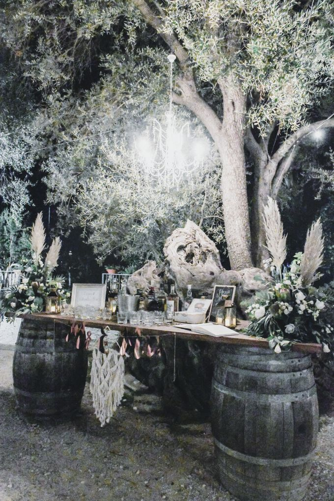 Boho Wedding at Manousakis Winery by George Chalkiadakis Pro Art Photography - 030