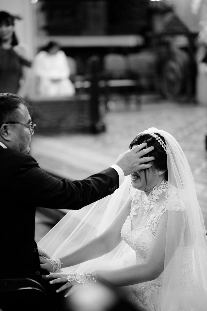 The Wedding of  Efeline & Fion by Bondan Photoworks - 023