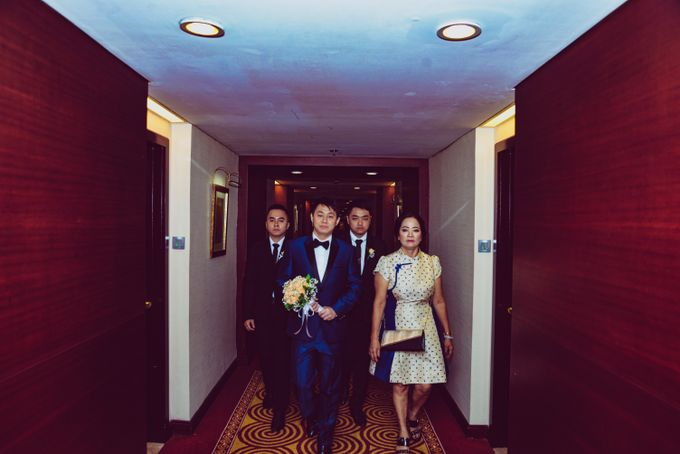 Wedding of Benny Tan & Maria by Dacore Production - 028