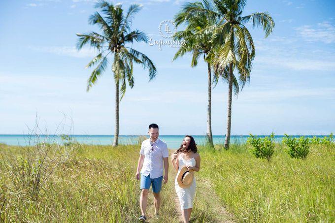Belitung Pre Wedding by Lavio Photography & Cinematography - 013