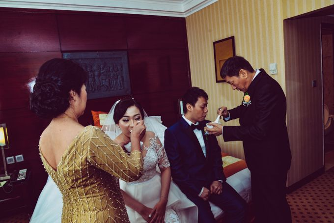 Wedding of Benny Tan & Maria by Dacore Production - 030