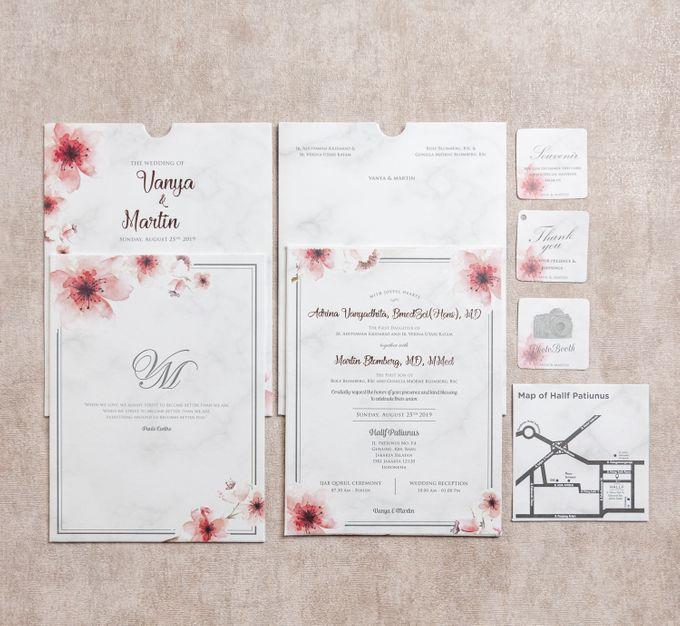The Wedding of Martin & Vanya by SentimeterCard - 001