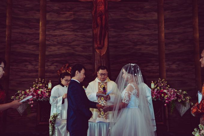 Wedding of Benny Tan & Maria by Dacore Production - 032