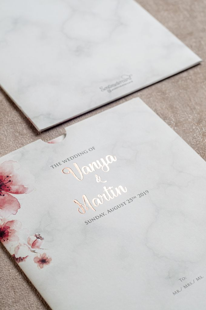 The Wedding of Martin & Vanya by SentimeterCard - 005