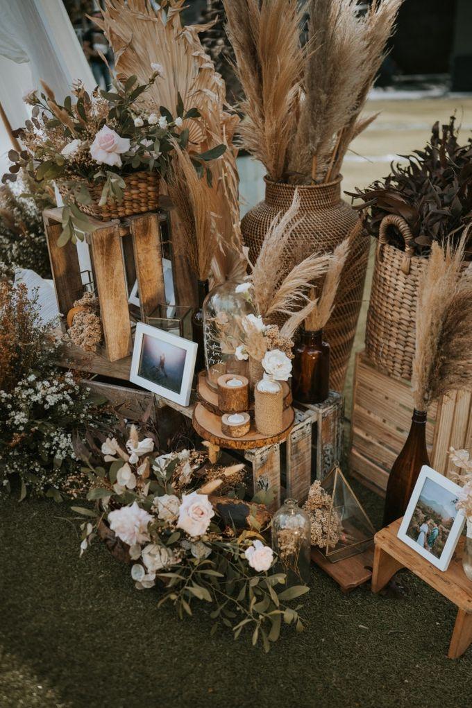 Steffy and Temi Wedding Decoration by Fuchsia Bali by KAMAYA BALI - 009