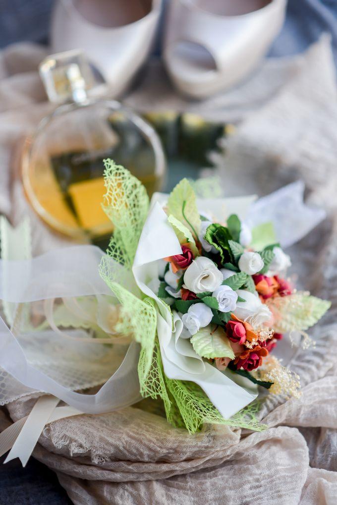The Wedding of Priska & Yanto by Bondan Photoworks - 011