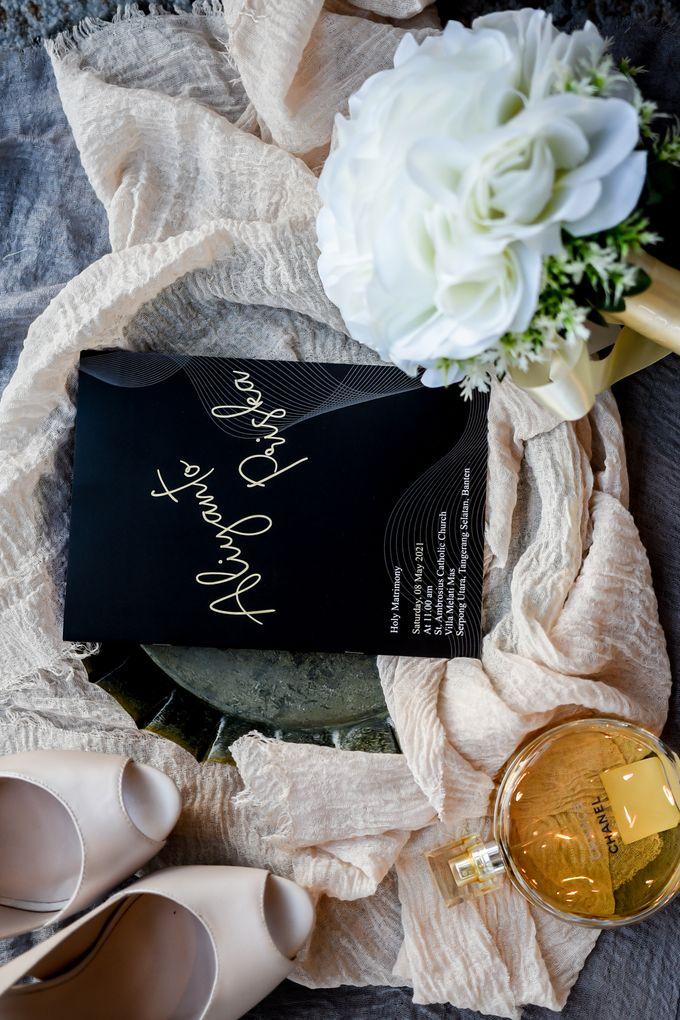 The Wedding of Priska & Yanto by Bondan Photoworks - 012