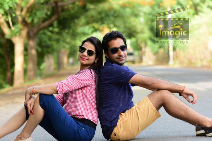 Pre-wedding by Imagic Production - 010