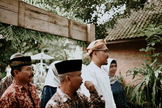 Ivana & Yusuf 's Wedding by akar photography - 003