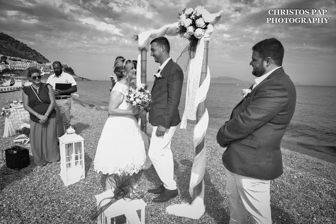 wedding at Blue Domes Resort by Christos Pap Photography - 004