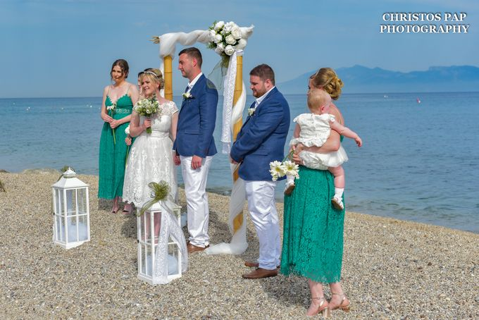 wedding at Blue Domes Resort by Christos Pap Photography - 007