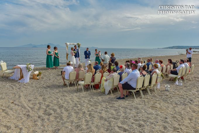 wedding at Blue Domes Resort by Christos Pap Photography - 008