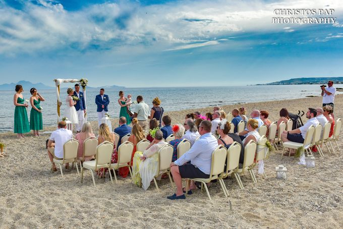 wedding at Blue Domes Resort by Christos Pap Photography - 009