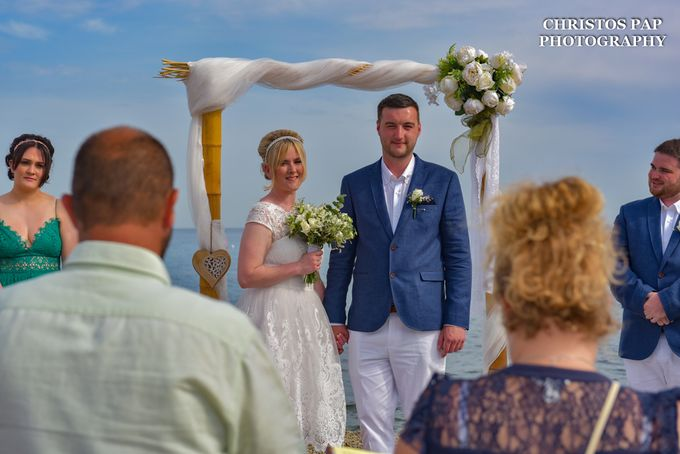 wedding at Blue Domes Resort by Christos Pap Photography - 010