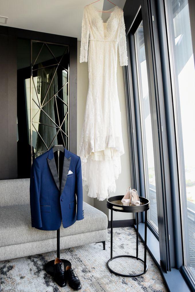 The Wedding of Priska & Yanto by Bondan Photoworks - 018