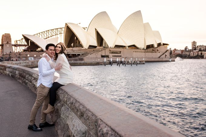 Pre-Wedding - Prenuptial - Engagement - Save the date - Couple by Alodia Oei Photography - 027