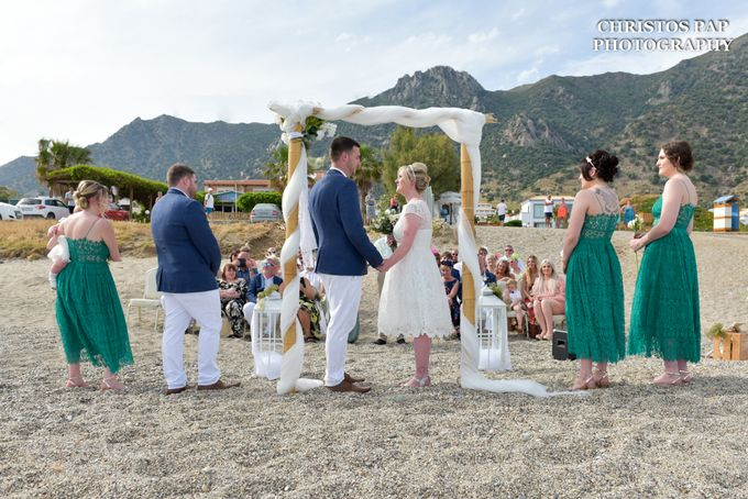 wedding at Blue Domes Resort by Christos Pap Photography - 015