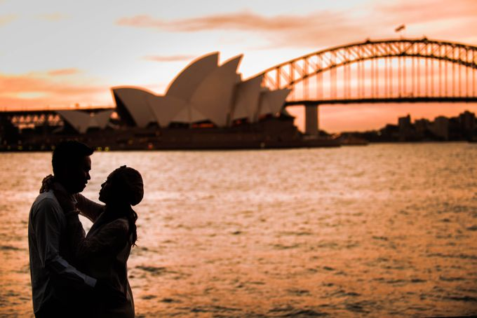 Pre-Wedding - Prenuptial - Engagement - Save the date - Couple by Alodia Oei Photography - 029