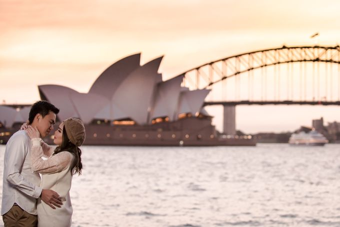 Pre-Wedding - Prenuptial - Engagement - Save the date - Couple by Alodia Oei Photography - 028