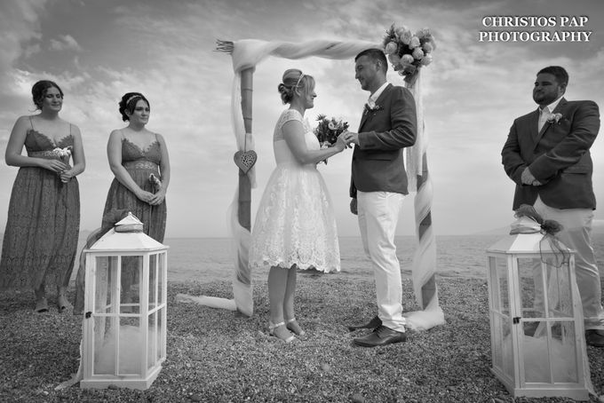 wedding at Blue Domes Resort by Christos Pap Photography - 018