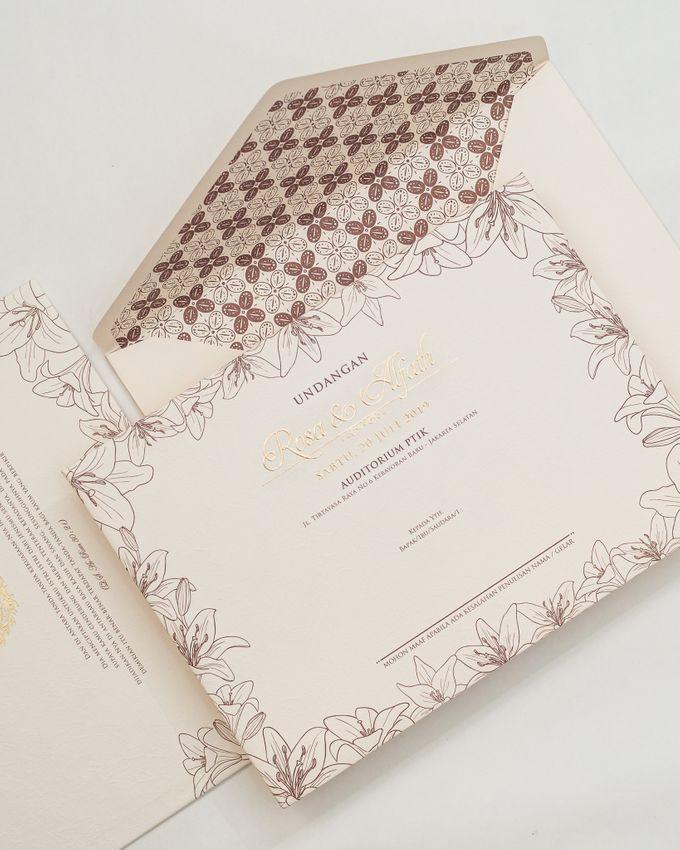 The Wedding Of Alfath & Rosalia by SentimeterCard - 001